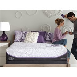 Sealy Optimum Inspiration Plush Split California King Mattress