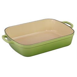 Le Creuset Signature Rectangular Roaster in Palm