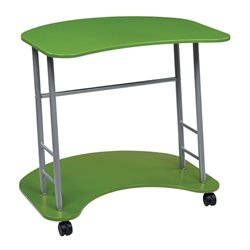 Scranton and Co Computer Cart in Apple Green