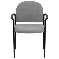 MER-1133 Stackable Side Guest Chair with Arms