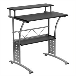 Scranton & Co Computer Desk in Black