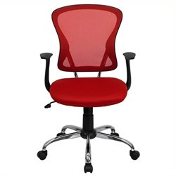 MER-1133 Mid-Back Mesh Office Chair
