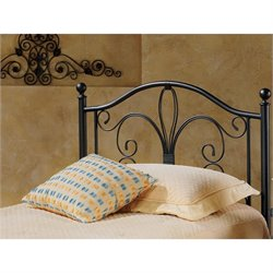MER-1183 Milwaukee Headboard in Antique Brown