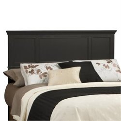 MER-1183 Home Styles Bedford Panel Headboard in Black