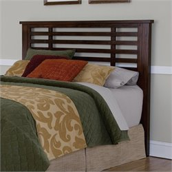 MER-1183 Slat Headboard in Chestnut 1