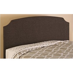 Merch-1188 Atlin Designs Panel Headboard in Brown-MNL