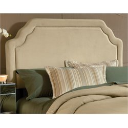 Merch-1188 Atlin Designs Upholstered Panel Headboard in Beige
