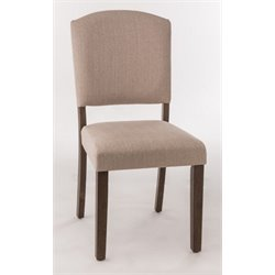 Atlin Designs Dining Chair in Brown (Set of 2)