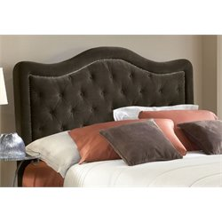 Merch-1188 Panel Headboard in Brown-AP