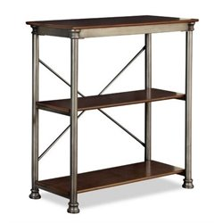 Atlin Designs 2 Shelf Multi-Function Bookcase