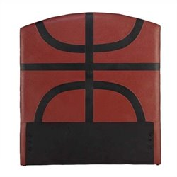 Rosebery Kids Basketball Twin Panel Headboard