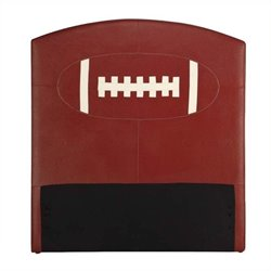 Rosebery Kids Football Twin Panel Headboard