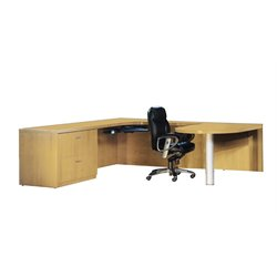 Mayline Aberdeen Typical 12 Computer Desk