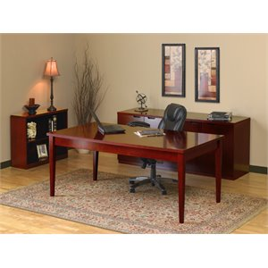 Mayline Luminary Typical 34 Computer Desk