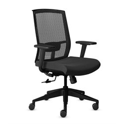 Mayline Gist Multi Purpose Mesh Back Office Chair