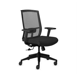 Mayline Gist Multi Purpose Mesh Back Office Chair-A