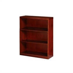 Mayline Mira 3 Shelf Bookcase