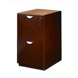 Mayline Mira File/File Pedestal for 36