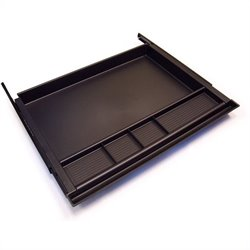 Mayline Universal Pencil Drawer in Black