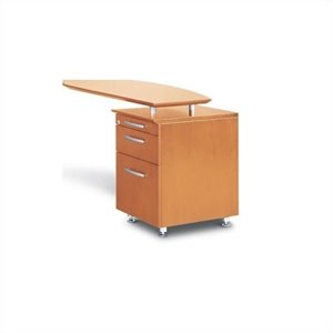 Mayline Napoli 2 Drawer Filing Cabinet for Return
