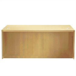 Mayline Aberdeen 72 x 36 Reception Conference Desk in Maple