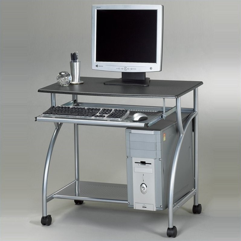 Mayline Eastwinds Argo Mobile Metal Computer Cart 947