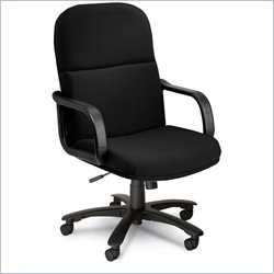 Mayline Executive Big and Tall Fabric Office Chair