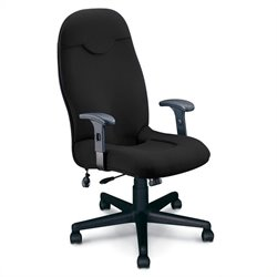 Mayline Comfort Executive High Back Office Fabric Office Chair