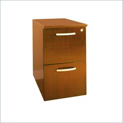 Mayline Napoli 2 Drawer Vertical Wood Filing Cabinet