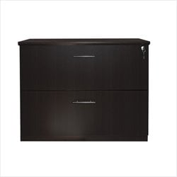 Mayline Medina 2 Drawer Lateral File Cabinet