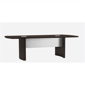 Mayline Medina Conference Table in Mocha