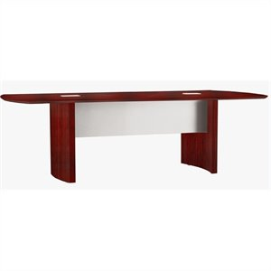 Mayline Medina Conference Table in Mahogany