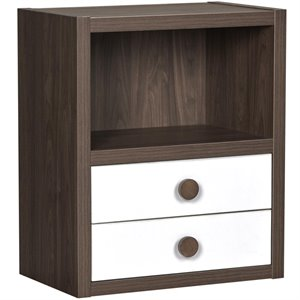 Little Seeds Sierra Ridge Terra 2 Drawer Bookcase