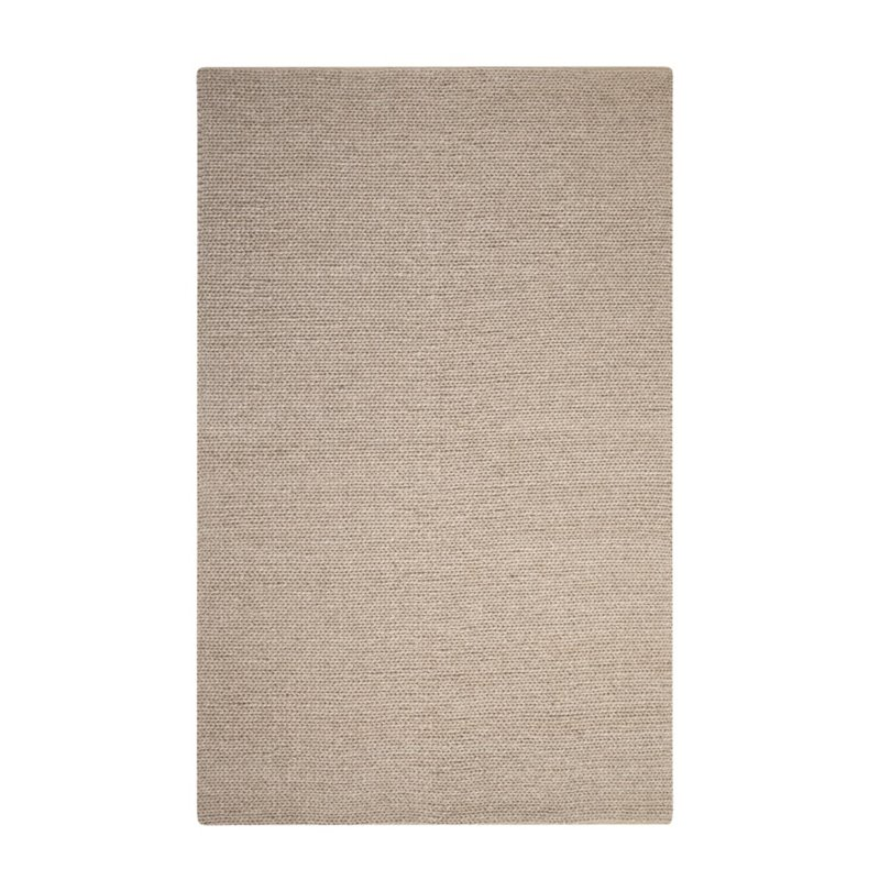 Abacasa Pixley Braided Natural 5x8 Area Rug