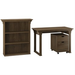 Mission Creek 3 Piece Office Set
