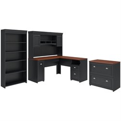 Fairview 4 Piece Office Set FV006