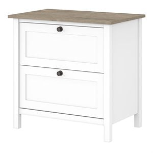 Bush Furniture Mayfield 2 Drawer Lateral File Cabinet