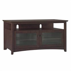 Bush Buena Vista TV Stand in Madison Cherry