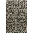 Riverbay Furniture 8' x 11' Hand Tufted Rug in Smoke and Aqua