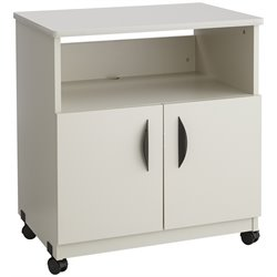 Safco Mobile Stand in Gray