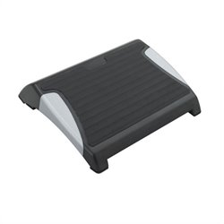 Black Restease Adjustable Foot Rest (Set of 5)