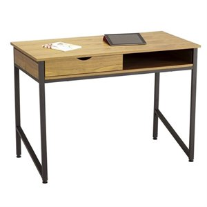 Safco Writing Desk in Cherry