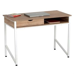 Safco Writing Desk in Beech