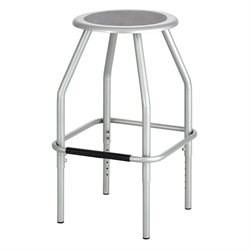 Safco Adjustable Height Counter Stool