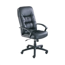 Safco Serenity Adjustable High Back Executive Chair w/Tilt Control