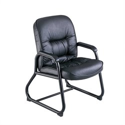Safco Serenity Guest Chair with Sled Base