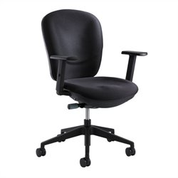 Safco Rae Task Chair in Black