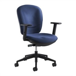 Safco Rae Task Chair in Blue