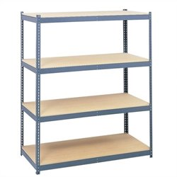 Safco Steel Archival Shelving Unit