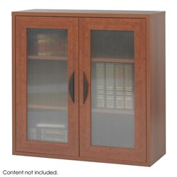 Modular Storage 2 Door Cabinet in Cherry